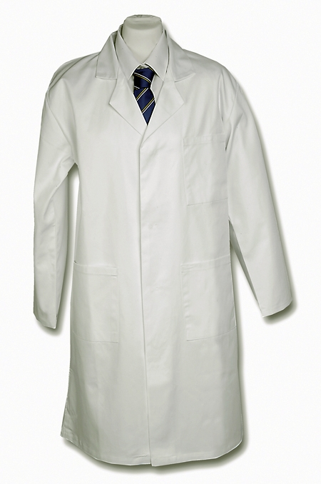 School Science White Lab Coat | County Sports and Schoolwear - photo #37