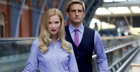 Corporate business shirts and blouses