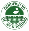 Eco school wear products made with 100% certified organic cotton to OE 100 standard