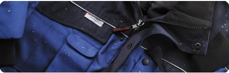 Our range of work coats and jackets are chosen for quality, warmth and durability to cope with the ever changing weather.