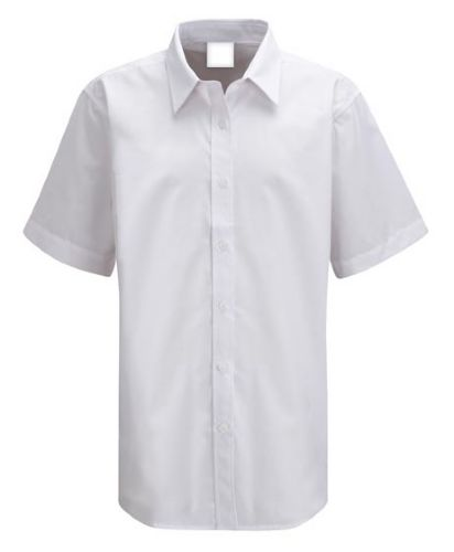 School Wear Blouse Short Sleeve County Sports And