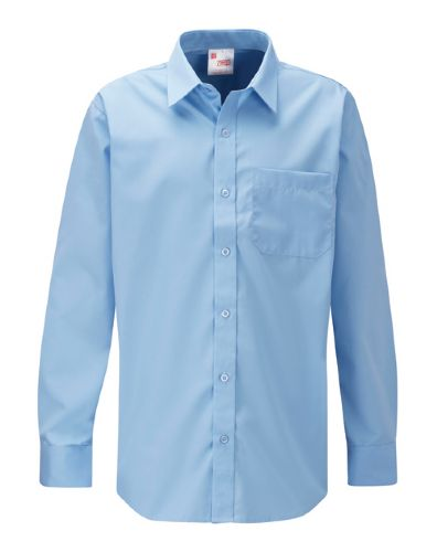 School Wear Shirt Long Sleeve County Sports And
