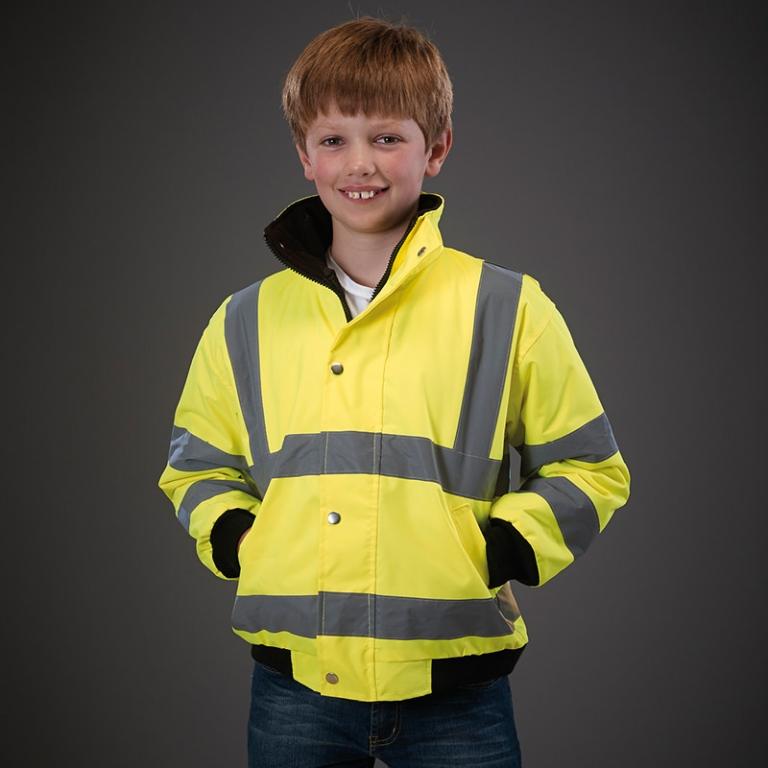 f712c0d85 School Wear Hi Vis Coat