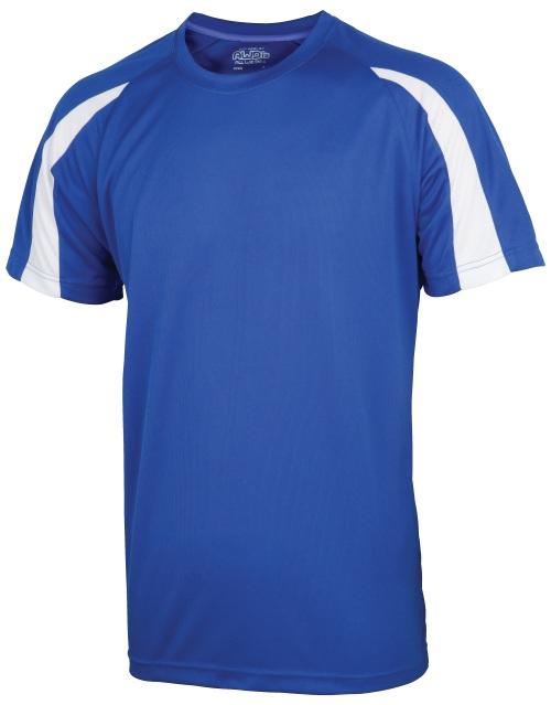 school sports cool t shirt contrast two tone t shirts