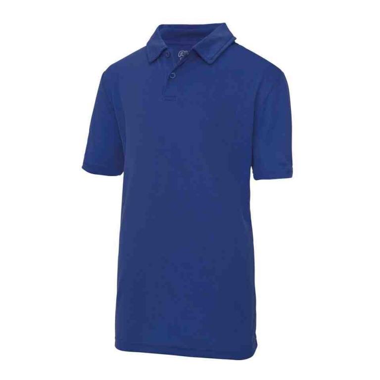 Junior school polo shirt school sports cool top kids for Polo shirts for school