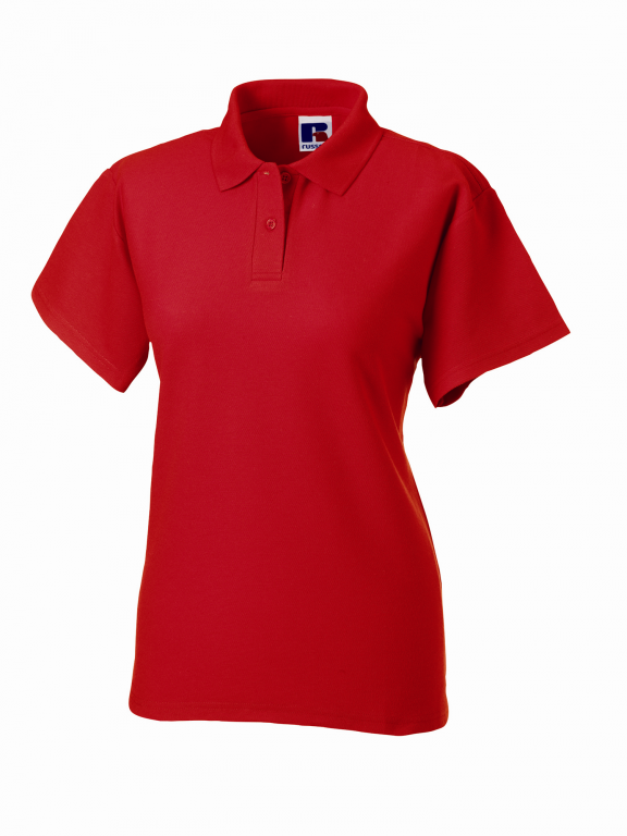 Royal Blue Polo Shirts Womens