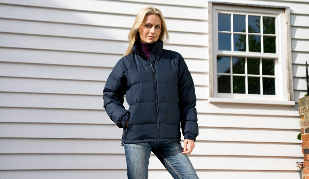 29122e201b9 Holkham down feel insulated jacket