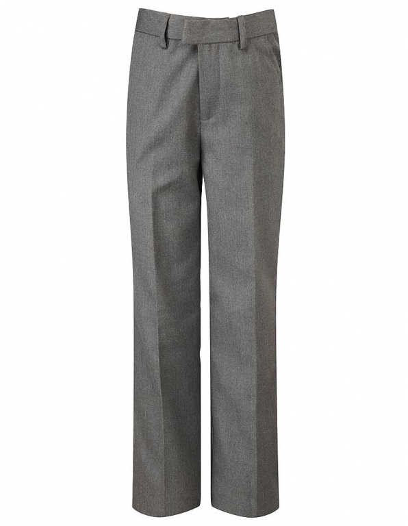 Debenhams Kids Pack of Two Boys' Grey Flat Front School Trousers. £ - £ Prime. 4 out of 5 stars Zeco Schoolwear Pull up Fully Elasticated School Trousers, Ages in Black, Grey and Navy. £ - £ Prime. out of 5 stars