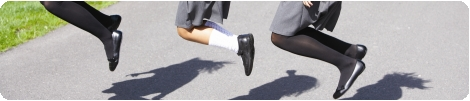 School uniform socks and schooluniform  tights