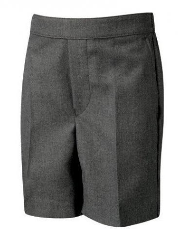 Short pants, also known as school shorts, are shorts designed specifically to be worn as part of a school uniform. These are traditionally made in the same manner as fully tailored trousers, with belt loops, pockets, fly fastenings, and a lining, but cut to shorts length.