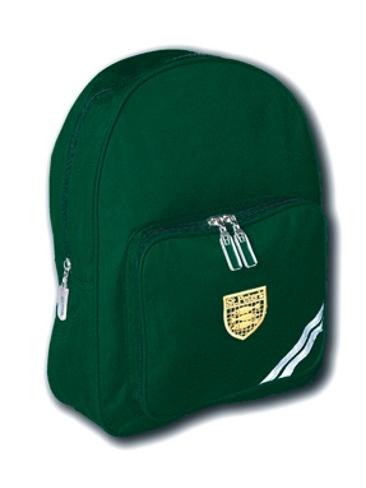 School Uniform Backpack Bag Junior County Sports