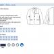 Size Guide - Mens Suit Jacket Aspire