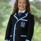 Bespoke school uniform wool blazer for pre prep, prep and senior Independent schools, made to order to your requirements with embellishment options - embroidery, lining, buttons, pockets, cord or tape