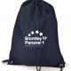 Bromley Pensnett Primary School Drawstring PE Bag