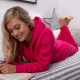 Onesie unisex all in one sleep & lounge wear, cotton rich, bright colours