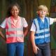 Kids Safety Vest Enhanced Hi Vis Waistcoat Vest