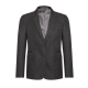 Girls school uniform premier eco blazer jacket black eco friendly uniform