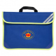 King George V Primary School Embroidered Book Bag