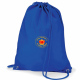 King George V Primary School Embroidered PE Bag