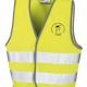Mount Pleasant Primary School Uniform Hi Viz Waistcoat