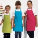 Childrens bib apron for school crafts wear available in junior sizes
