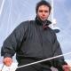Polycotton Lined Waterproof Jacket, Lightweight, Blouson, Elasticated Waist