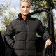 Holkham down feel insulated jacket, water repellent, polyester outer and lining