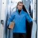 Ladies waterproof 3 in 1 coat, quilted inner jacket, windproof and insulating