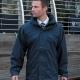 Waterproof windproof 3 in 1 coat with detachable fleece lining jacket and hood